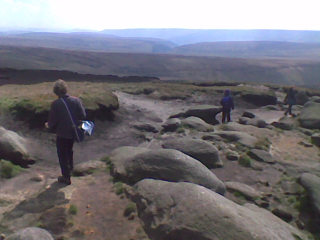 Peak district Guided Walk
