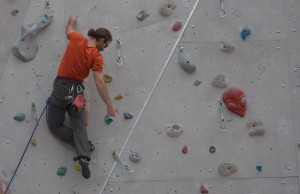 Holiday Climbing Camp – October half term 2011