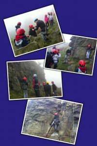 Rock Climbing Montage