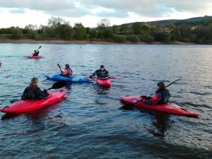 Flatwater Kayaking