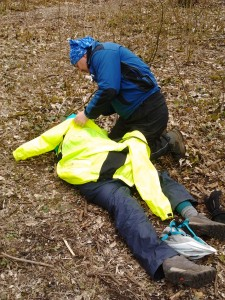 Outdoor first aid