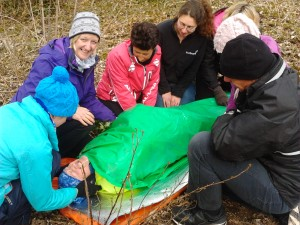 Outdoor First Aid Course